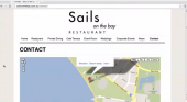 SEO Sydney, Sails On The Bay Optimisation