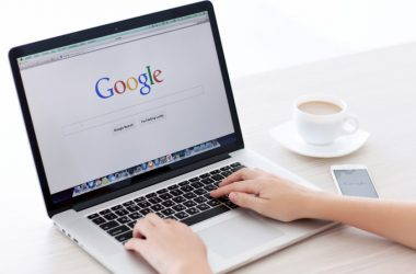Google search results update